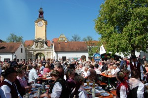 Georgifest in Ingolstadt